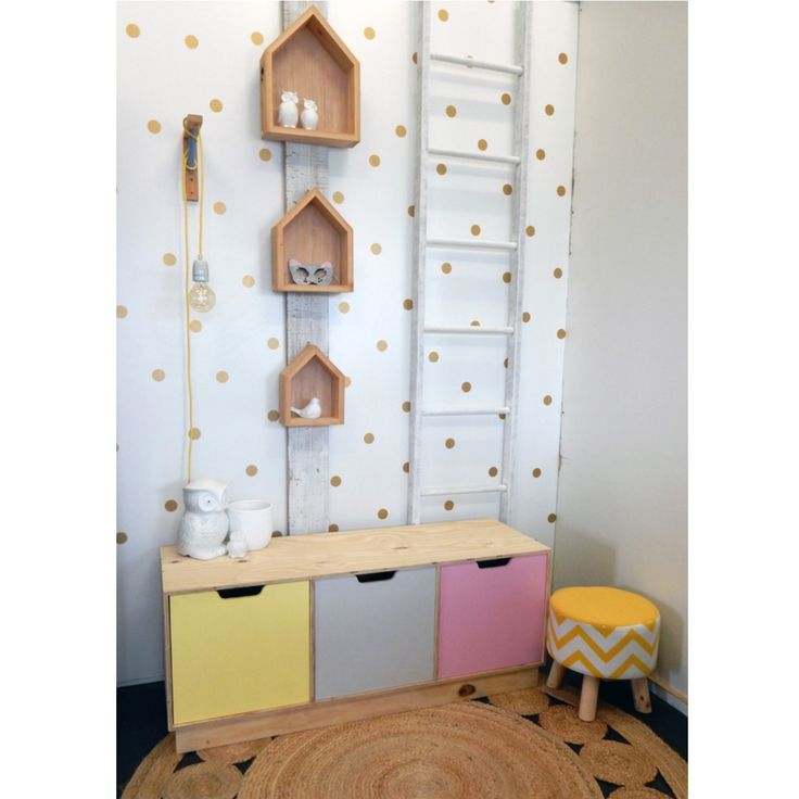 Trio Multi Purpose Storage Box  Various colour options available $395.00   www.rawsunshinecoast.com.au