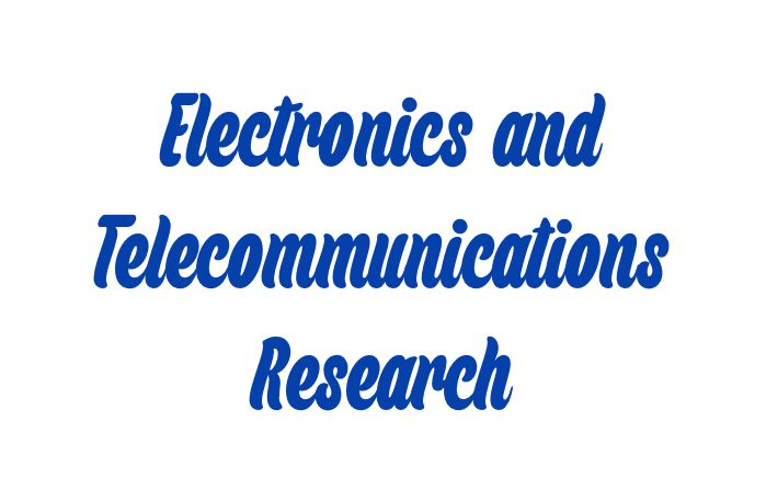 Electronic And Telecommunication Research Paper Topic Idea Thesi Dissertation Communication Technique Projects In Biotechnology