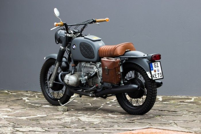 BMW R60/5 Frank's Kraut Escape