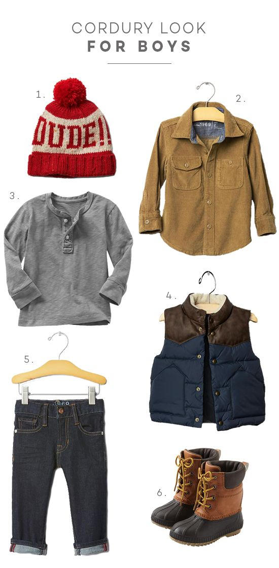 SweetLittlePeanut_BoysCorduroyFallFashion1
