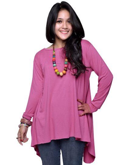 Baju Muslim Blus | Baju Blouse | Blouse Wanita -