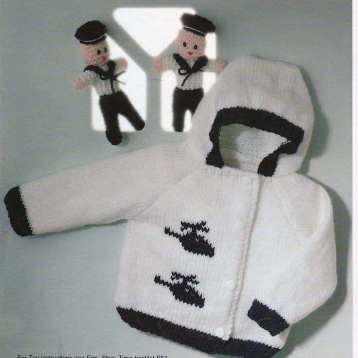 Mejores 24 imágenes de Knitting Patterns Baby & Kids en Pinterest ...