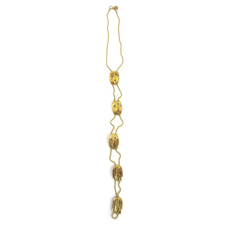 // Vergara Collection - Atar Lux Necklace - PAJAROLIMON