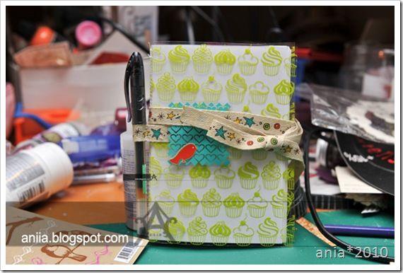 .: Notebooks Tutorials, Scrapbook Inspiration, Tutorials Scrap, Art Journals, Crafts Inspiration, Libreta Alterada, Diy Notebooks