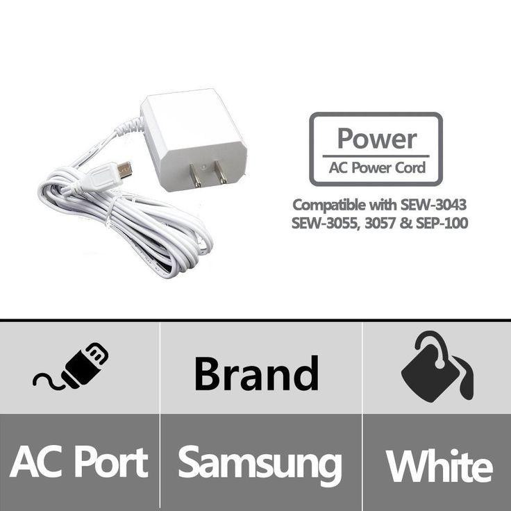 Samsung Wisenet HXAD050150-U03 - AC Power Adapter for Baby Monitor SEW-3043, SEW #SamsungWisenet