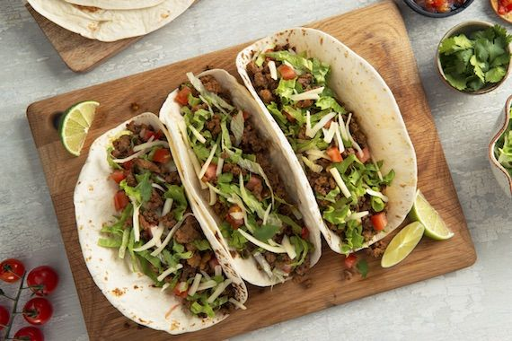 Ground Beef Soft Tacos Recipe Mission Foods Recipe Soft Tacos Recipes Beef Tacos Recipes Soft Tacos