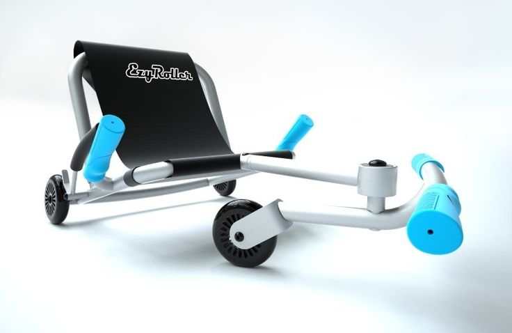 Need to re-live my childhood! #EntropyWishList #PinToWin EzyRoller Billy Cart Ride-On White & Blue
