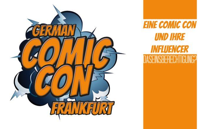 Sind Influencer noch Comic-Con – oder können sie weg?   Fried Phoenix
