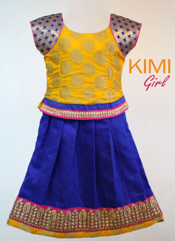 56 Best Images About Pattu Pavadai Models On Pinterest