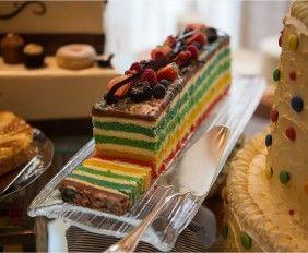 Sonntags-Brunch im Four Seasons Hotel Mailand #fourseasons #hotel #brunch #yummy