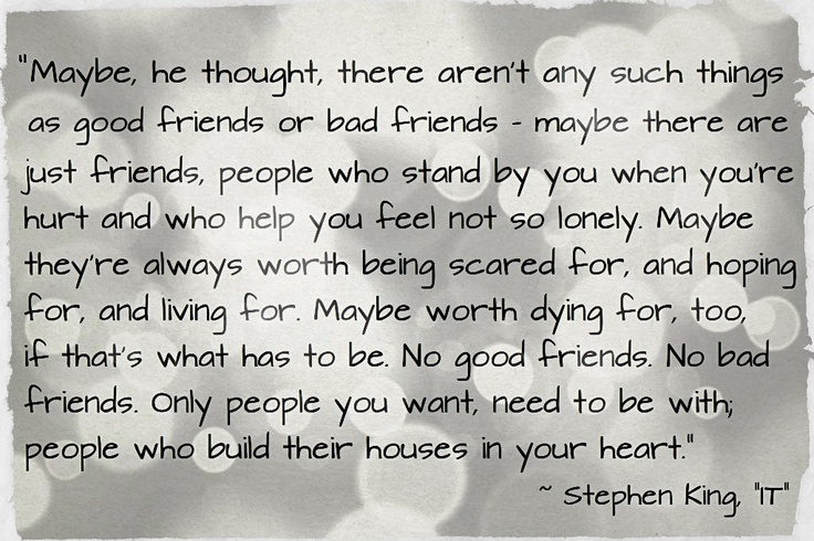 17 Best Stephen King Quotes On Pinterest