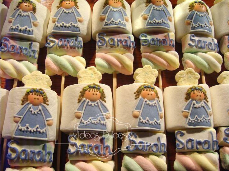 Masmelos para la Primera Comunión de Sarah