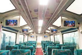 Railway Minister Suresh Prabhu Launched Vistadome Coaches :http://gktomorrow.com/2017/04/19/suresh-prabhu-vistadome-coaches/