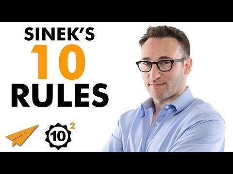 "(5) ""DON'T Set Your Goals REALISTICALLY!"" - Simon Sinek (@simonsinek) - YouTube"