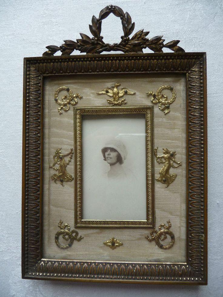 463 besten Antique frames Bilder auf Pinterest | Bilderrahmen, Möbel ...