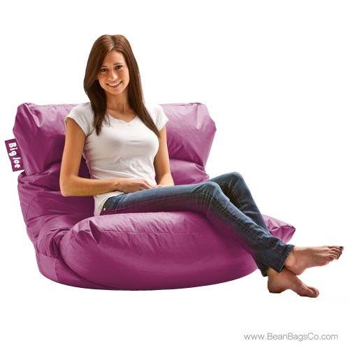 Big Joe Roma Bean Bag Chair For Adults