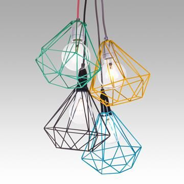 pendant lights pendants and diamonds on pinterest cage pendant lighting