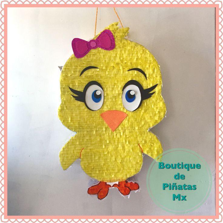 Pollita  • Piñata • $580 | 2 días para hacerla + 5-6 días hábiles de envío a todo México |