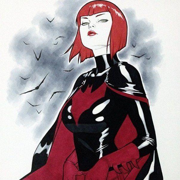 #BatWoman#DC