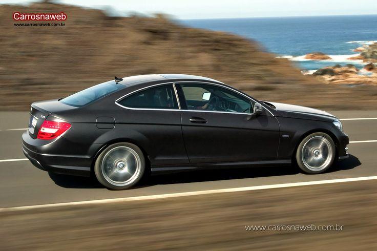 mercedes c250 coupe | Mercedes-Benz C250 Sport Coupé chega por R$ 189.900
