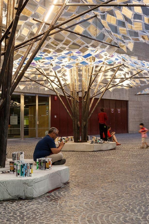 Bcn Re Set Urban Circuit In Barcelona Landscape