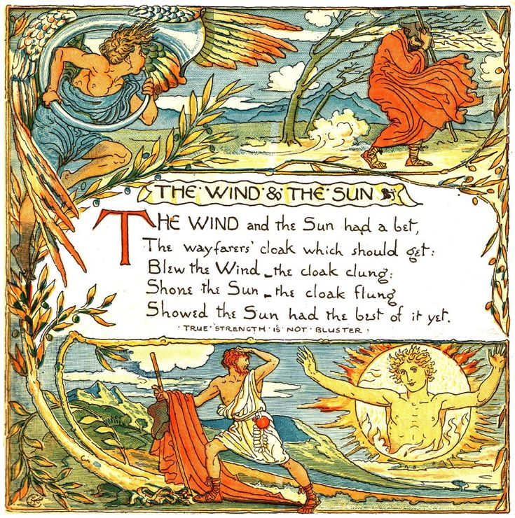 A List of the Fables