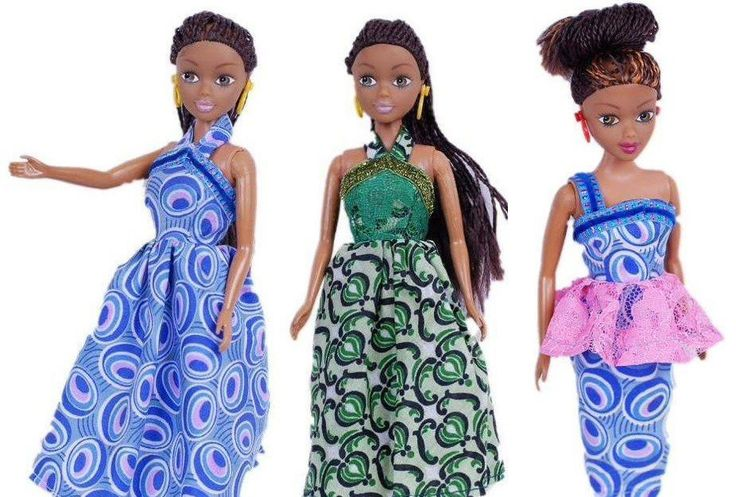 Made-In-Nigeria Doll Outselling Barbie