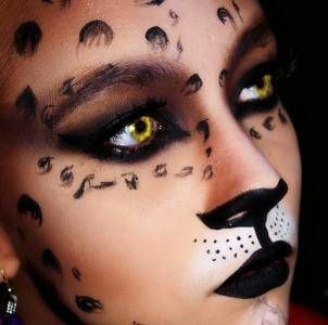 41 best images about halloween costume makeup looks on