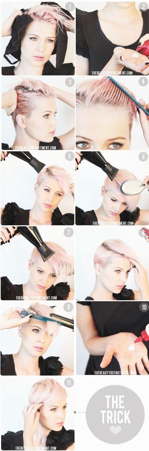 SHORT HAIR STYLE FOR WOMEN 2014