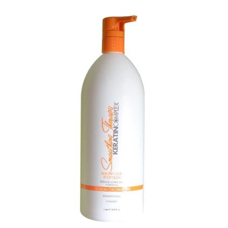Keratin Complex Natural Keratin Smoothing Treatment by Keratin Complex for Unisex, 33.8 oz