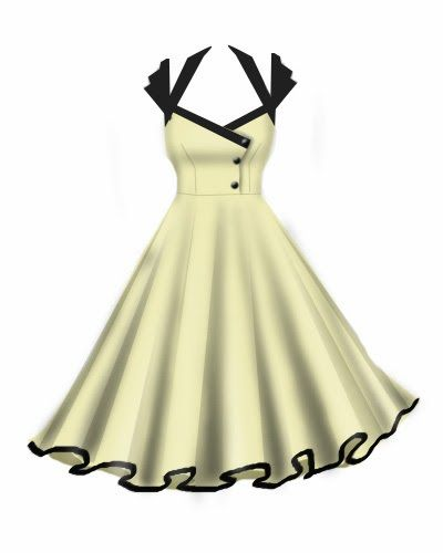 Blueberry Hill Fashions : Rockabella Retro Swing Dresses
