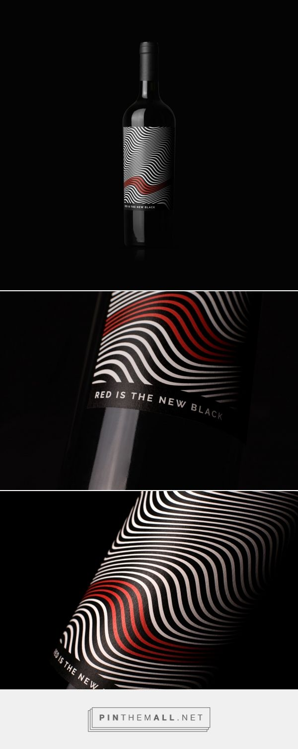 Red Is The New Black - Packaging of the World - Creative Package Design Gallery - http://www.packagingoftheworld.com/2017/07/red-is-new-black.html