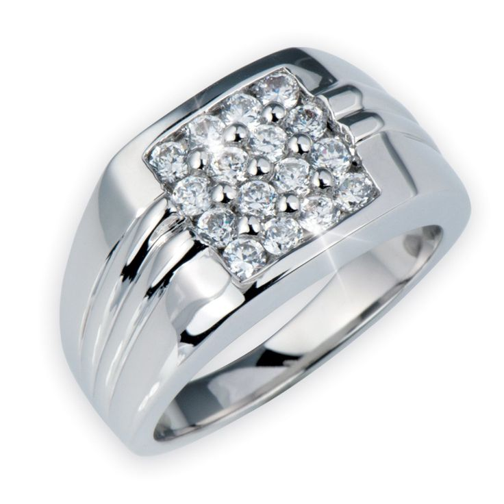 Rose Gold Men's Ring