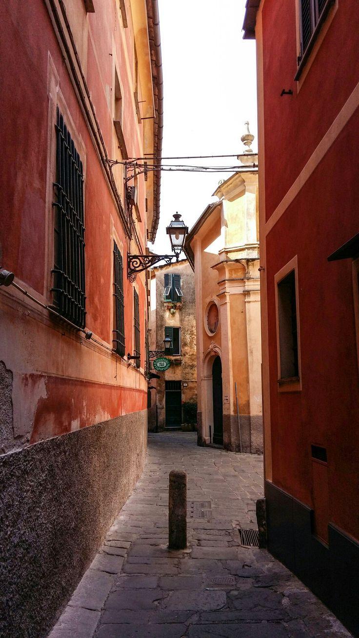 Santa Margherita Ligure. Genova. Italia. By Antonella Baiardi