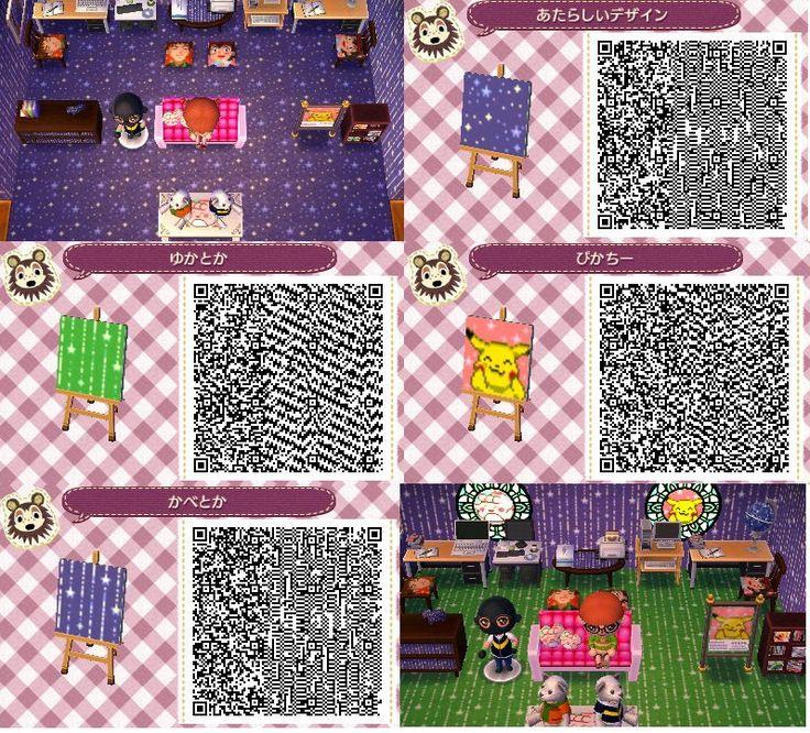 Animal Crossing... Qr Codes Animal Crossing New Leaf Zelda Flag