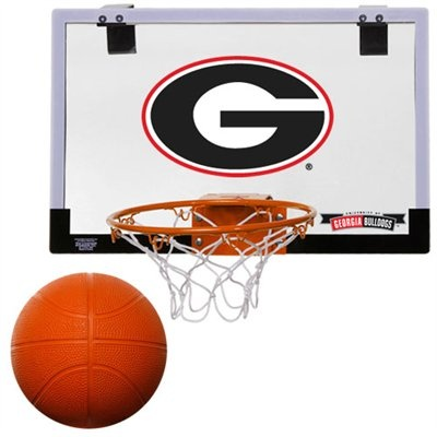 Rawlings Georgia Bulldogs Game On Basketball Hoop Set  #Ultimate Tailgate #Fanatics