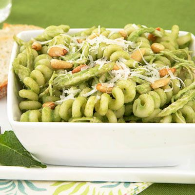 Love that pesto. | Food To Serve Others. | Pinterest