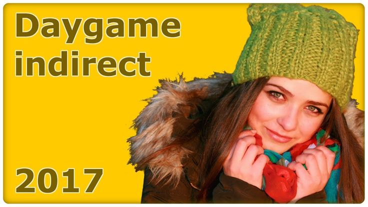 """Indirect Daygame Infield - Prague 2017 """"Marrying proposal after 5 minute..."""