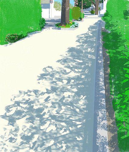 Tatsuro Kiuchi - love how light and shade have been created