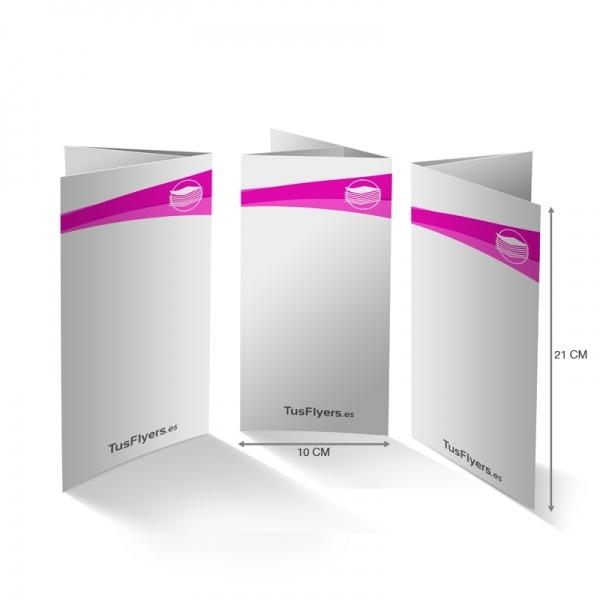 Imprenta online barata - impresión online flyers folletos económicos con envío gratuito españa