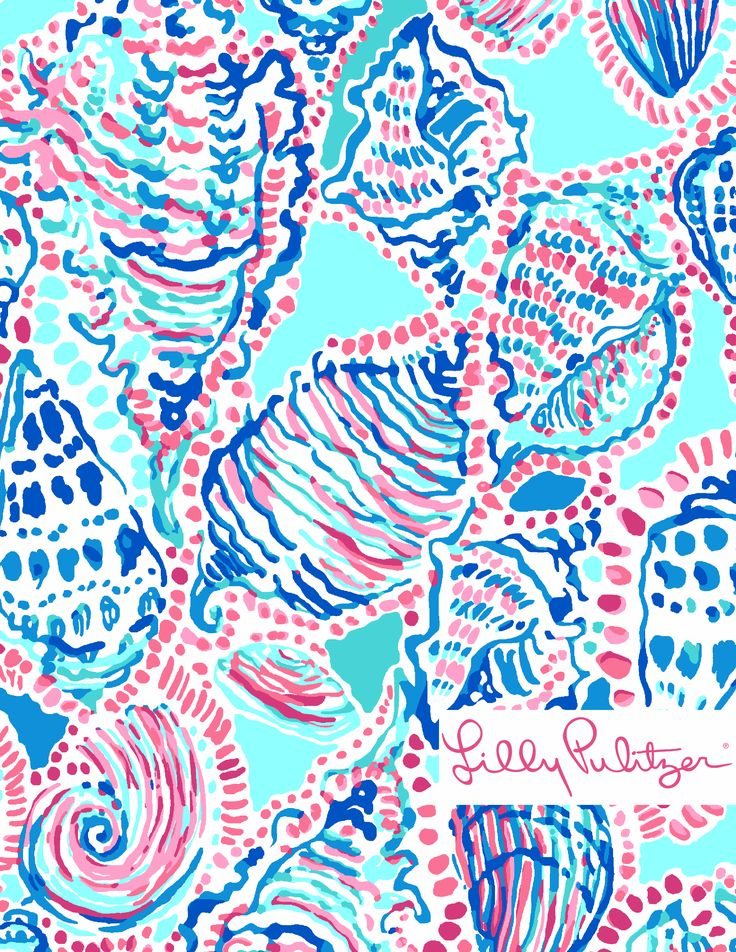 Lilly Pulitzer Shell Me About It.
