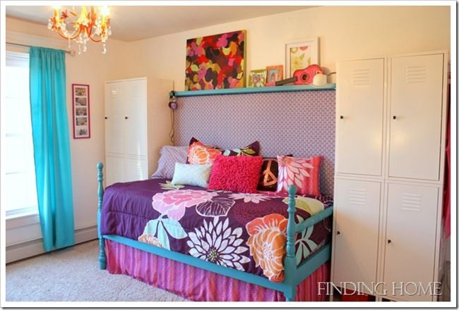 DIYDaybedTutorial thumb 6 DIY Furniture Projects & Patting Yourself on The Back LOCKERS AND BED