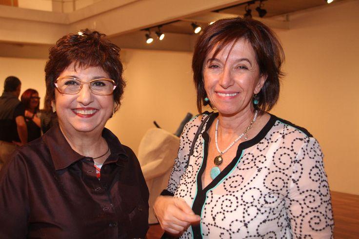 Vilma Eid e Silvia Antibas