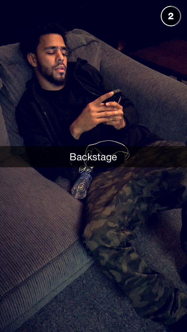 Dreamville Snapchat