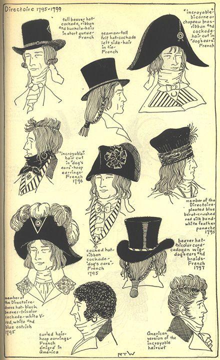 Storia dei cappelli | Galleria – Capitolo 12 – Village Hat Shop