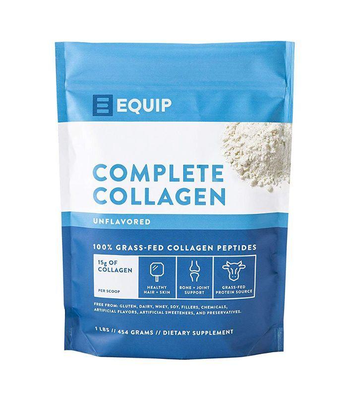 Equip Complete Collagen Peptides Powder Supplement Collagen Drink Collagen Peptides Collagen