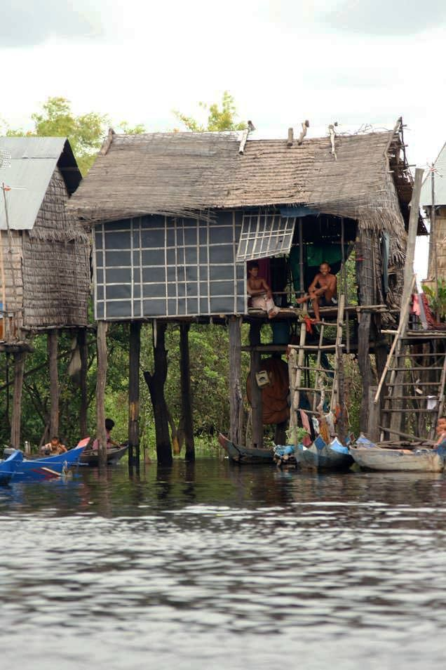 Villages flottants du Tonle Sap                                                                                                                                                      Plus