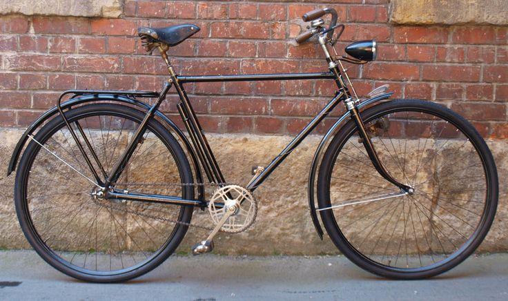Vintage Oldtimer Fahrrad 50er 60er Jahre Herrenrad Triumph  RH 56 28 Zoll