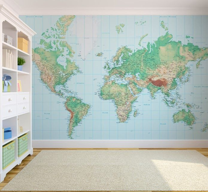 Wallpapered.com+world+map+wallpaper.jpg 695×641 pixels