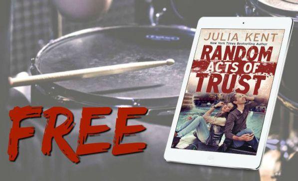 Sale Blitz ~ Random Acts of Trust by Julia Kent | Rusty's Reading #TwoForFree Sale Blitz ~ Random Acts of Trust by Julia Kent https://www.goodreads.com/book/show/18278609-random-acts-of-trust     #FREE for a VERY limited time!!   US: http://amzn.to/2up3fG0 Universal Link: books2read.com/u/mVZ7P5 #sale @givemebooksblog @jkentauthor #1 Random Acts of Crazy – FREE!   US: http://amzn.to/2eFNIxT